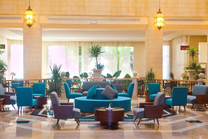 El mouradi hammamet hotel hammamet for Mouradi hammamet 5 chambre