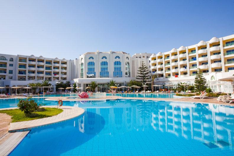 Booking Hotel Tunisie