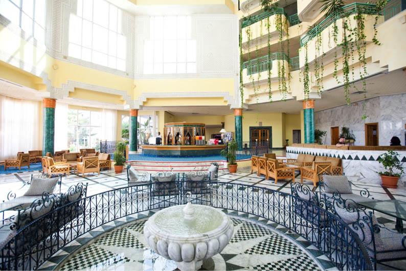 El mouradi el menzah hotel hammamet for Mouradi hammamet 5 chambre