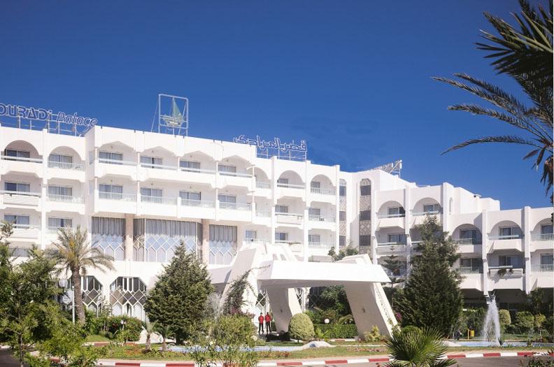 El mouradi club kantaoui hotel sousse for Mouradi hammamet 5 chambre